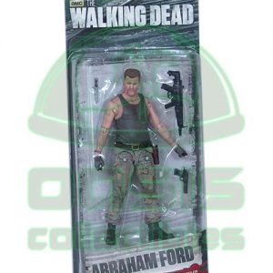 Oasis Collectibles Inc. - Walking Dead T.V. - Abraham Ford