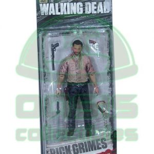 Oasis Collectibles Inc. - Walking Dead T.V. - Rick Grimes