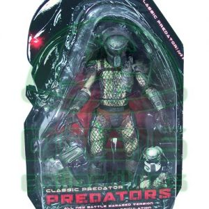 Oasis Collectibles Inc. - Predators - Classic Predator - Battle Damage