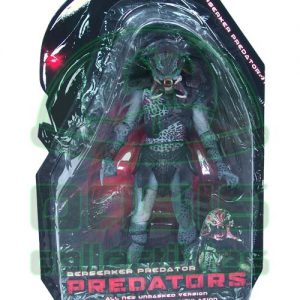 Oasis Collectibles Inc. - Predators - Berserker Predator - Unmasked
