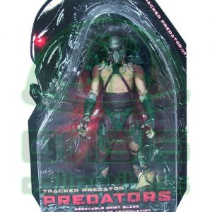 Oasis Collectibles Inc. - Predators - Tracker