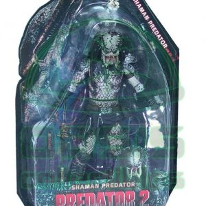 Oasis Collectibles Inc. - Predators - Shaman Predator