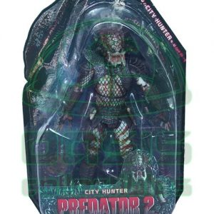 Oasis Collectibles Inc. - Predators - City Hunter