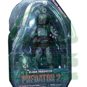 Oasis Collectibles Inc. - Predators - Elder - Predator 2