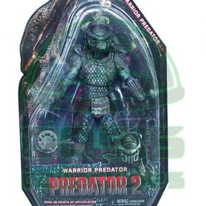 Oasis Collectibles Inc. - Predators - Warrior - Predator 2