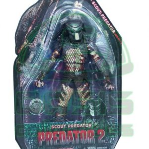 Oasis Collectibles Inc. - Predators - Scout - Predator 2