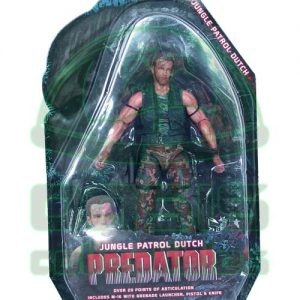 Oasis Collectibles Inc. - Predators - Jungle Patrol Dutch - Predator