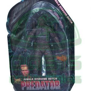 Oasis Collectibles Inc. - Predators - Jungle Disguise Dutch - Predator