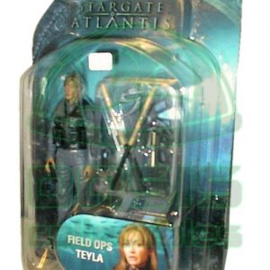 Oasis Collectibles Inc. - Stargate Atlantis - Field Ops Teyla