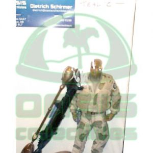 Oasis Collectibles Inc. - Stargate S.G. 1 - Desert Combat Teal'C