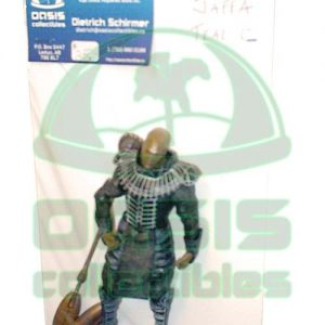 Oasis Collectibles Inc. - Stargate S.G. 1 - Jaffa Teal'C