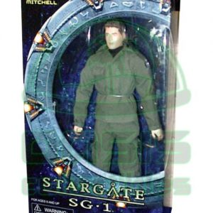 Oasis Collectibles Inc. - Stargate S.G. 1 - Col. Cameron Mitchell