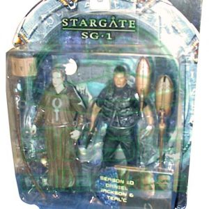 Oasis Collectibles Inc. - Stargate S.G. 1 - Jackson + Teal'C