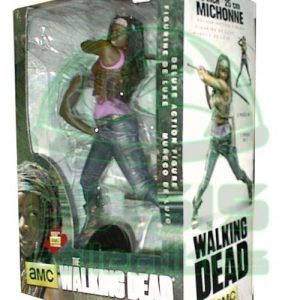 Oasis Collectibles Inc. - Walking Dead T.V. - Michonne
