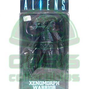 Oasis Collectibles Inc. - Aliens - Blue Xeno Warrior