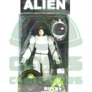 Oasis Collectibles Inc. - Aliens - Ripley Compression Suit