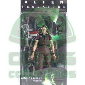 Oasis Collectibles Inc. - Aliens - Amanda Ripley Jump Suit