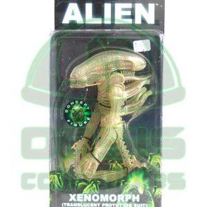 Oasis Collectibles Inc. - Aliens - Alien Translucent Suit