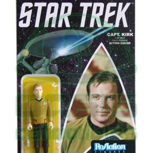 Oasis Collectibles Inc. - Star Trek - Capt. Kirk