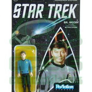Oasis Collectibles Inc. - Star Trek - Dr. Mccoy