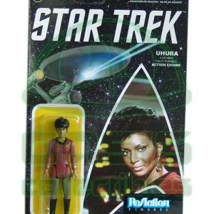 Oasis Collectibles Inc. - Star Trek - Uhura