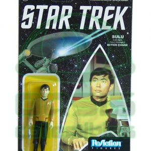Oasis Collectibles Inc. - Star Trek - Sulu