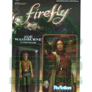 Oasis Collectibles Inc. - Fire Fly - Zoe Washburne
