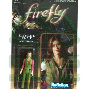 Oasis Collectibles Inc. - Fire Fly - Kayle Frye