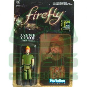 Oasis Collectibles Inc. - Fire Fly - Jayne Cobb - Comic Con Exclusive