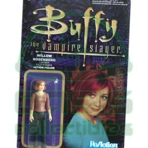 Oasis Collectibles Inc. - Buffy The Vampire Slayer - Willow Rosenberg