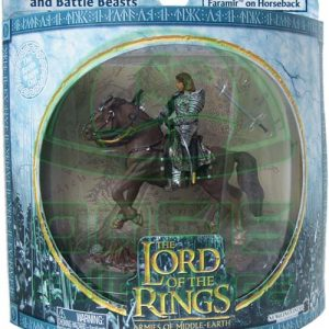 Oasis Collectibles Inc. - Lord Of The Rings - Faramir On Horse