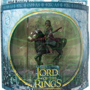 Oasis Collectibles Inc. - Lord Of The Rings - Eumer On Horseback