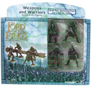 Oasis Collectibles Inc. - Lord Of The Rings - Uruk-Hai Battering Ram