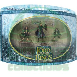 Oasis Collectibles Inc. - Lord Of The Rings - Attack At Amon-Hen