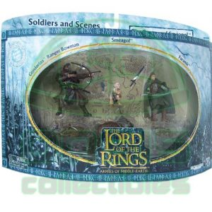 Oasis Collectibles Inc. - Lord Of The Rings - Capture Of Smeagol