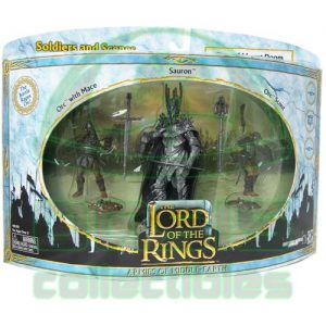 Oasis Collectibles Inc. - Lord Of The Rings - Fires Of Mount Doom