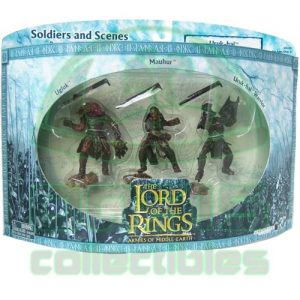 Oasis Collectibles Inc. - Lord Of The Rings - Uruk-Hai