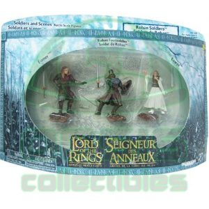 Oasis Collectibles Inc. - Lord Of The Rings - Rohan Soldiers
