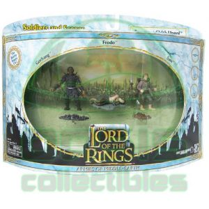 Oasis Collectibles Inc. - Lord Of The Rings - Rescue At Cirith Ungol