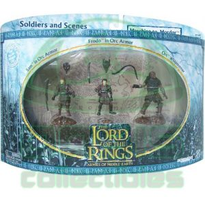 Oasis Collectibles Inc. - Lord Of The Rings - Marching To Mordor