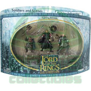 Oasis Collectibles Inc. - Lord Of The Rings - Fighting Fellowship