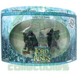 Oasis Collectibles Inc. - Lord Of The Rings - Twilight Ambush At Weathertop