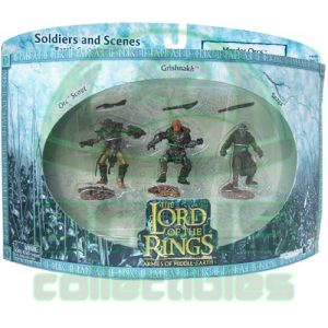 Oasis Collectibles Inc. - Lord Of The Rings - Mordor Orcs