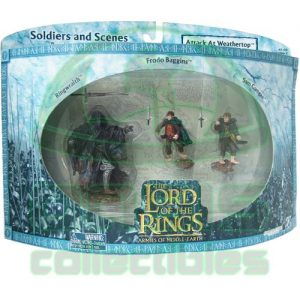 Oasis Collectibles Inc. - Lord Of The Rings - Attack At Weathertop