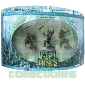 Oasis Collectibles Inc. - Lord Of The Rings - Moria Orcs
