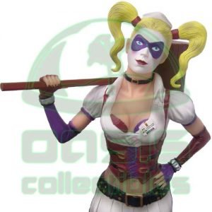 Oasis Collectibles Inc. - Bust Banks - Harley Quinn