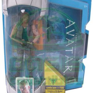 Oasis Collectibles Inc. - James Cameron's Avatar - Col. Miles Quaritch