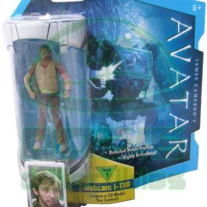 Oasis Collectibles Inc. - James Cameron's Avatar - Norm Spellman - Human Form