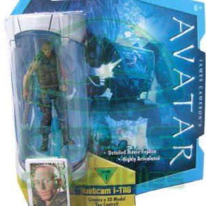 Oasis Collectibles Inc. - James Cameron's Avatar - Cpl. Lyle Wainfleet - Human