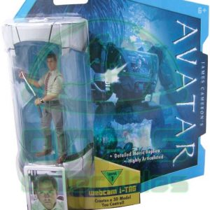 Oasis Collectibles Inc. - James Cameron's Avatar - Parker Selfridge - Human